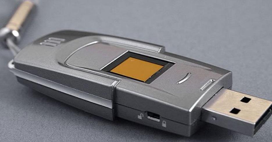 Mẫu đầu đọc USB